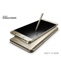 Samsung Galaxy Note 5 สีทอง เครื่องศูนย์ 32GB