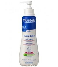 โลชั่นทาผิวกายสำหรับเด็ก Mustela 300ml/10.14oz  สูตร Hydra-Bebe ผิวธรรมดา
