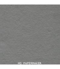 กระดาษสาแฮนด์เมด ผิวเรียบ สีเทาเข้ม 0121/070110