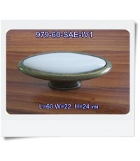 ปุ่มจับแอนทีค 979-60-SAE-IV1