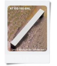 มือจับเฟอร์นิเจอร์-โมเดอร์น A7105-160-BNL