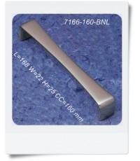 มือจับเฟอร์นิเจอร์-โมเดอร์น 7166-160-BNL