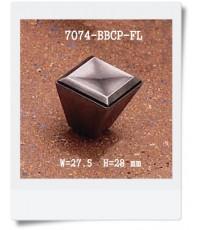 ปุ่มจับแอนทีค 7074-BBCP-FL