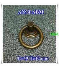 ปุ่มจับเฟอร์นิเจอร์แอนทีค รหัส AN94-ABM