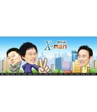 X-man # 10 DVD 2 แผ่น เกาะเชจู พากย์ไทย