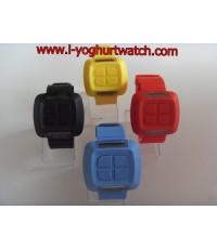 นาฬิกาข้อมือDigital GEO-STAR (สีฟ้า)รูปช็อคโกแลต
