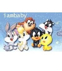 Baby Looney Toons เบบี้ลูนนี่ย์ตูนส์ ชุด 4 DVD [Soundtrack]เสียงอังกฤษ- ไม่มีซับ
