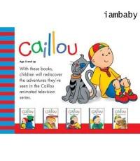 Caillou คายุ การ์ตูนเสริมสร้างพัฒนาการด้านภาษา 17DVD