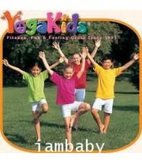 Yoga Kids Vol.1-3