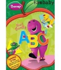 Barney บาร์นี่(soundtrack) ชุด 4 แผ่น