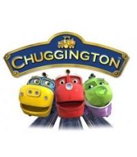 Chuggington ชักกิงตัน เมืองรถไฟหรรษา DVD ชุด 19 แผ่น[เสียง-ซับไทย/อังกฤษ]