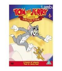 Tom And Jerry Classic Collection Volume1-12 ชุด12 DVD[Soundtrack]เสียงอังกฤษ - ซับอังกฤษ