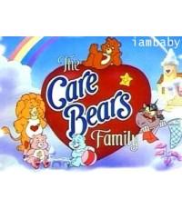 Care Bears The Family  DVD ชุด 3 แผ่น [Soundtrack]เสียงอังกฤษ