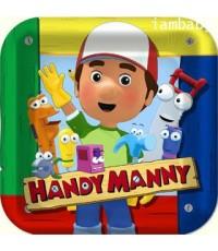 Handy Manny แมนนี่การช่าง V2D ชุด3 แผ่น พากย์ไทยเท่านั้น