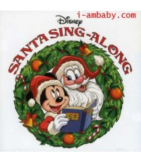 Disney\'s Santa Sing-Along CD