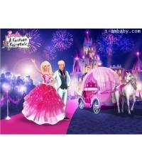 Barbie A Fashion Fairy Tale บาร์บี้ เทพธิดาแฟชั่น1DVD
