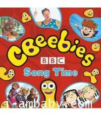 CBeebies Song Time [ซีดีเพลง] 2 แผ่น CD Audio