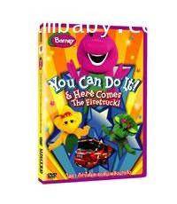 28 Barney You Can Do It!  Here Comes The Firetruck! ใครๆ ก็ทำได้และรถดับเพลิงมาแล้ว