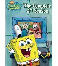 SpongeBob SquarePants Season 3 Vol.1-5 สพันจ์บ๊อบ สแควร์แพนท์ ปี 3 ชุด 5 DVD2ภาษา