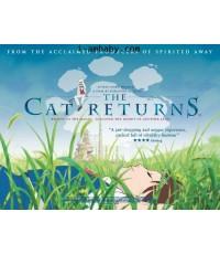 The Cat Returns 1 DVD (Soundtrack พากย์ญี่ปุ่น /บรรยายไทย)