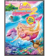 Barbie in A Mermaid Tale 2[2012] เงือกน้อยผู้น่ารักภาค2=1 DVDมาสเตอร์(เลือกภาษาได้)