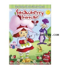 Strawberry Shortcake:Her Very First Adventures 1 DVD(Soundtrack)