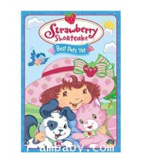 Strawberry Shortcake:Best Pets Yet 1 DVD(Sound eng. /sub-eng.)