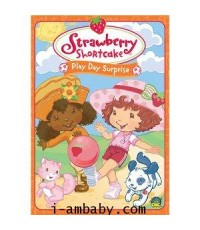 Strawberry Shortcake:Play Day Surprise 1DVD(Sound eng. /sub-eng.)