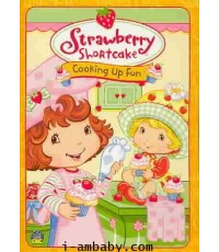 Strawberry Shortcake:Cooking Up Fun 1DVD(Sound eng. /sub-eng.)