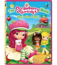 Strawberry Shortcake Movie:Sky\'s the Limit (2009)1DVD(Sound eng. /sub-eng.)
