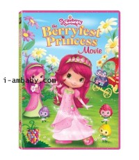 Strawberry Shortcake Movie:The Berryfest Princess Movie (2010)1 DVD (Sound eng. /sub-eng.)