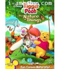 My Friends Tigger  Pooh The Nature Of Things ทิกเกอร์กับพูห์ เรื่องอัศจรรย์ของธรรมชาติ1DVD 2ภาษา