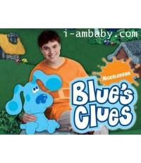 Blue\'s Clues บลูส์ คลูส์ DVD ชุด 23 แผ่น[Soundtrack]ไม่มีซับ