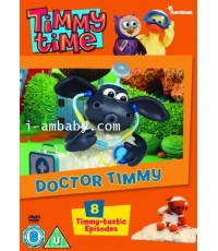 Timmy Time - Doctor Timmy 2012 = 1 DVD [Soundtrack ภาษาแกะ]