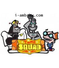 Time Squad Season 1-2 Complete Set 2 DVD [Soundtrack]เสียงอังกฤษ- ไม่มีซับ