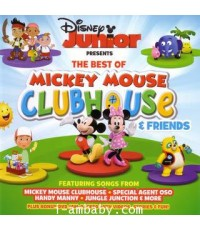The Best Of Mickey Mouse Clubhouse and Friends 2011 = 1 CD[Audio CD]