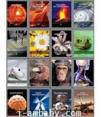 The Britannica Illustrated Science Library (16 Volumes) 1 แผ่น [CD E-book]