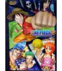 One Piece  Toriko วันพีช ผจญภัยล่าหมวกฟางสุดขอบฟ้า  โทริโกะ ยอดคนเปิบพิสดาร [เสียง 2 ภาษา] DVD 1 แผ่