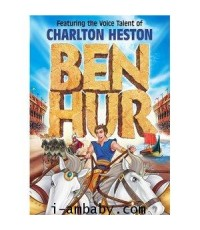 Ben Hur เบนเฮอร์ ฉบับการ์ตูน 1 DVD [เสียง-ซับไทย/อังกฤษ]