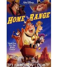Home on the Range 1 DVD [Sound-English,Thai /Sub-English, Thai]