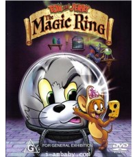 Tom And Jerry The Magic Ring ทอมแอนด์เจอร์รี่ แหวนมายากล เกมปริศนา 1 DVD[เสียง-ซับไทย/อังกฤษ]