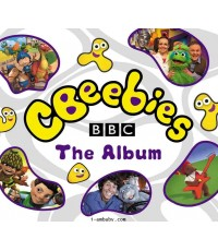 CBeebies The Album 2012 [2 Discset]MP3 ชุด 1 แผ่น[Soundtrack]