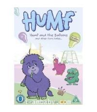 Humf Vol. 1 Humf and the Balloons ชุด 1 DVD [Soundtrack]เสียงอังกฤษ- ไม่มีซับ