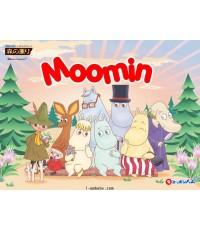 Moomin Season 1-3 ชุด 3 DVD [Soundtrack]เสียงอังกฤษ- ไม่มีซับ