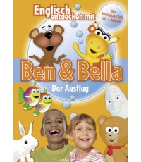 Discover English with Ben  Bella ชุด 10 DVD [Soundtrack]เสียงอังกฤษ - ซับอังกฤษ