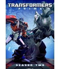Transformers Prime Season 2 ชุด 2 DVD [Soundtrack]เสียงอังกฤษ- ไม่มีซับ