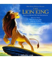 [Audio CD] The Lion King [1994] Original Soundtrack 1 CD