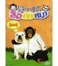 ขำกลิ้งลิงกับหมา  42 ตอน V2D ชุด 3 แผ่น พากย์ไทย