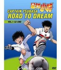Captain Tsubasa 2002 (Road to Dream) V2D ชุด 3 แผ่น พากย์ไทย