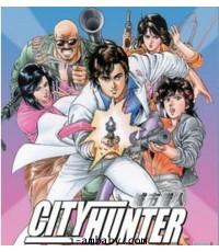City Hunter ซิตี้ฮันเตอร์ V2D ชุด 5 แผ่น พากย์ไทย